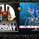 TAPOUT TUESDAYS…