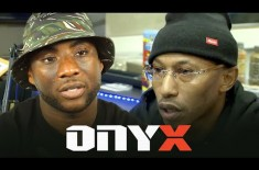 Onyx at The Breakfast Club (Charlamagne tha god vs Fredro Starr)
