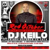 Dj Keilo Presents Red October