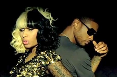 "Usher f. Nicki Minaj ""She Came To Give It To You"""