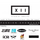 STUDIO TWELVE'S FASHION SHOWCASE