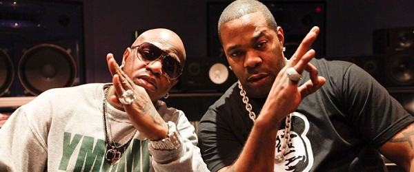 <center>Busta Rhymes Leaves Cash Money Records</center>
