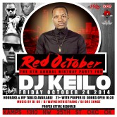 Dj Keilo Presents Red October