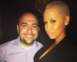 <center>Straight From Amber Rose (via Rosenberg:) THIS Is Who Wiz Khalifa Cheated With!</center>